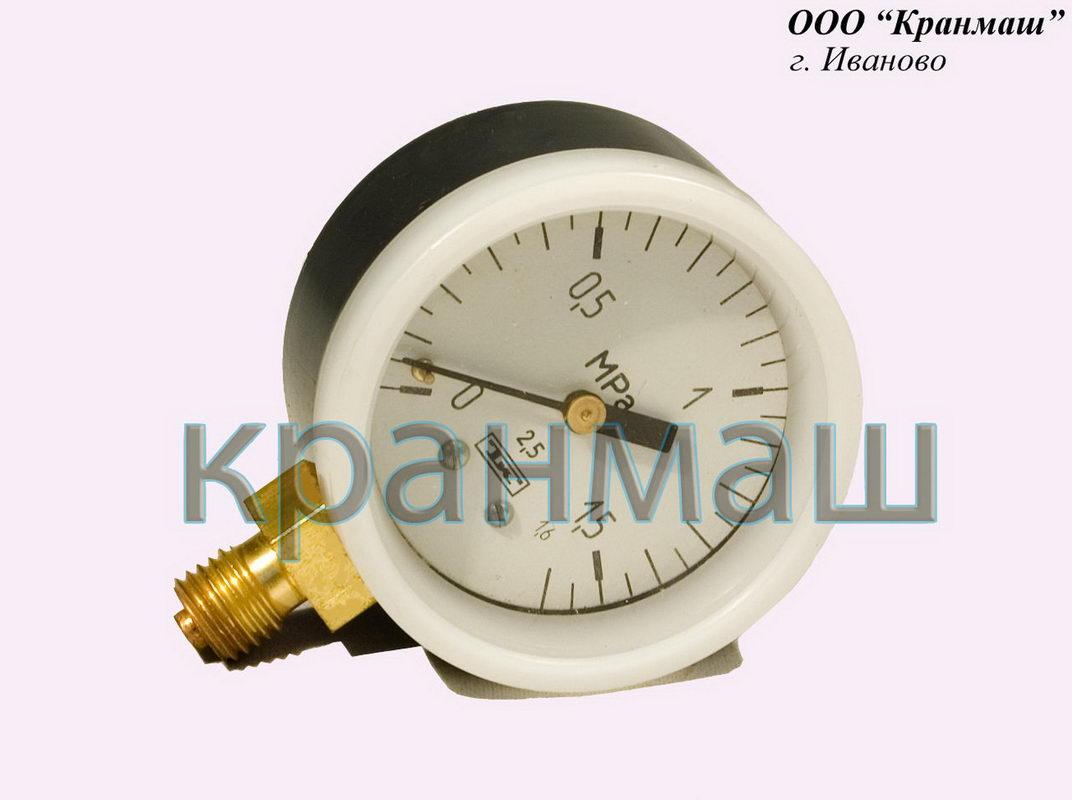 Манометр МТП-1М-25МПа