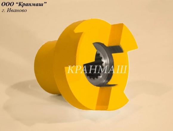 Полумуфта (д.40) КС-3577.26.024