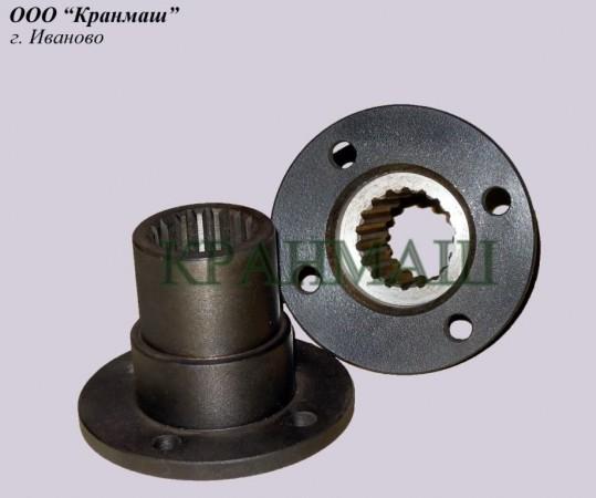 Фланец КС-3575А.14.027