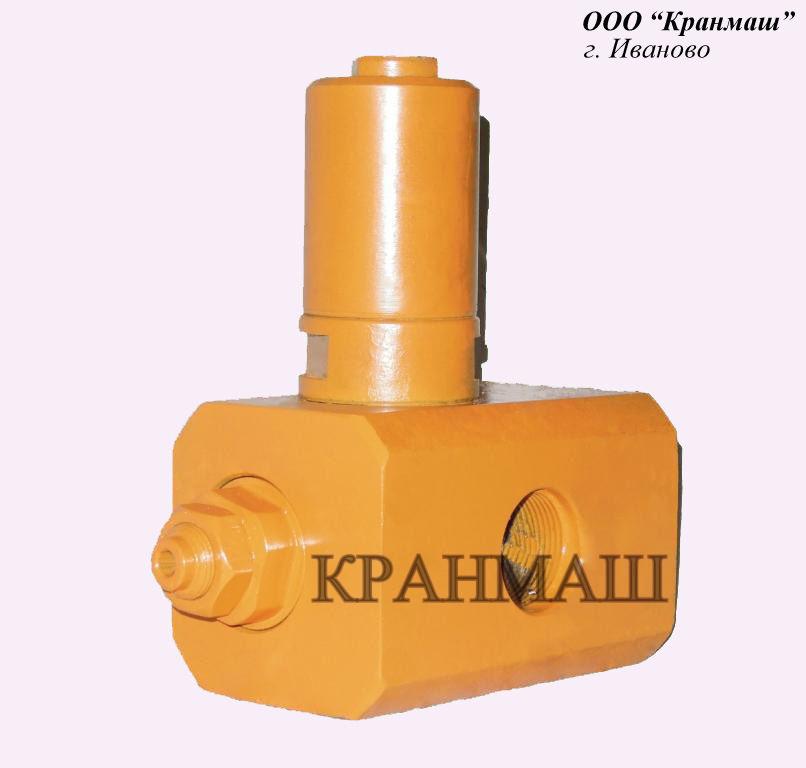 Гидроклапан-регулятор