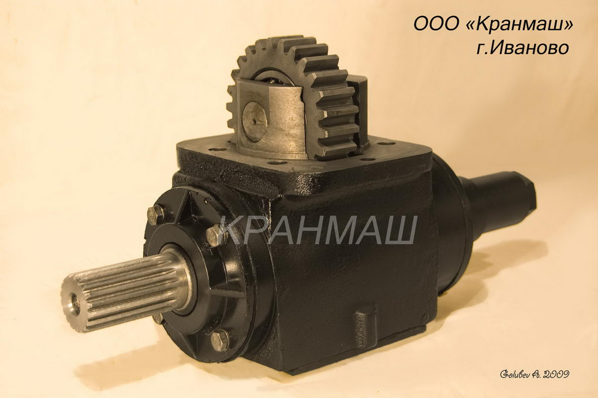 Коробка отбора мощности КС-3577-2.14.100