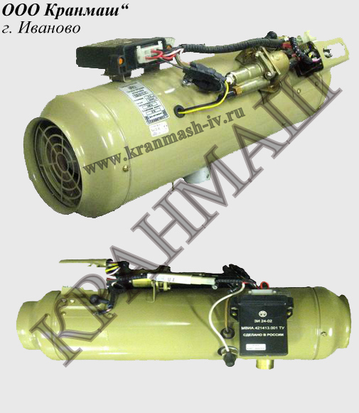 Отопительная установка (24 в бензин)